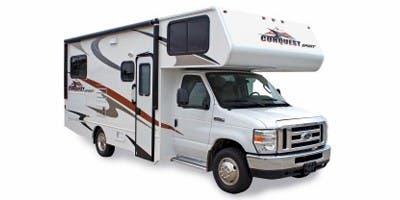 Gulfstream Conquest Travel Trailer Specs