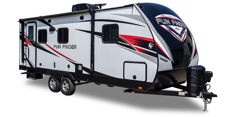 Find Complete Specifications For Cruiser Rv Fun Finder