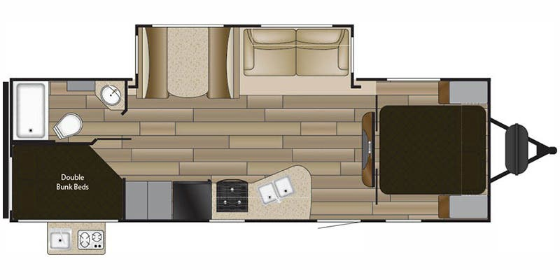 Specs For 2016 Cruiser Rv Shadow Cruiser Rvs Rvusa Com