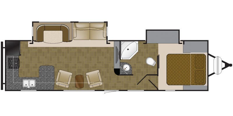Mallard Travel Trailer Specs