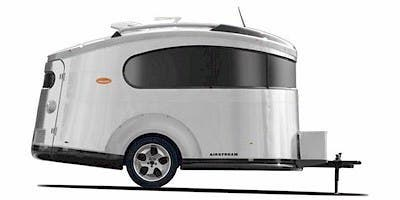 Find Specs for 2009 Airstream - Basecamp <br>Floorplan: Standard (Travel Trailer)