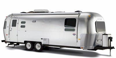 Find Specs for 2009 Airstream - International <br>Floorplan: 25SS (Travel Trailer)