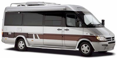 Find Specs for 2008 Airstream Interstate RVs