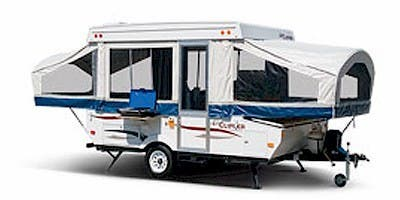 Find Specs for 2008 Coachmen Clipper Sport RVs
