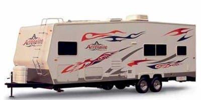 Find Specs for 2008 Coachmen Surge Toy Hauler RVs