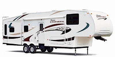 Find Specs for 2008 Coachmen Chaparral Fifth Wheel RVs