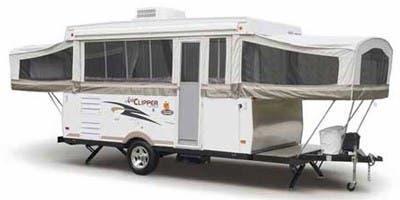 Find Specs for 2009 Coachmen Clipper Off Road Toy Hauler RVs
