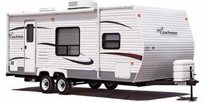 Find Specs for 2008 Coachmen Spirit Of America SE Travel Trailer RVs