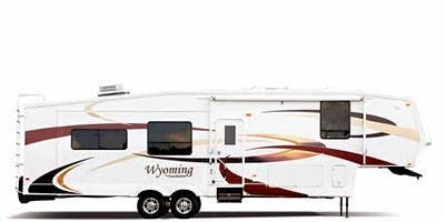 Find Specs for 2008 Coachmen Wyoming  Fifth Wheel RVs