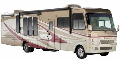 Find Specs for 2008 Damon - Challenger <br>Floorplan: 355 (Class A)
