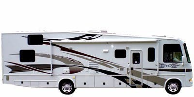 Find Specs for 2008 Damon Outlaw Toy Hauler RVs