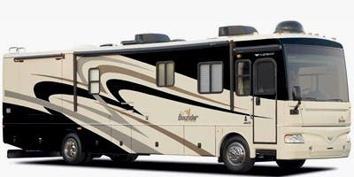 Find Specs for 2008 Fleetwood Bounder Diesel Class A RVs