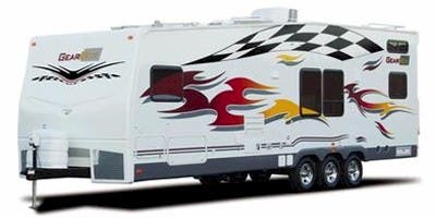 Find Specs for 2009 Fleetwood GearBox Toy Hauler RVs