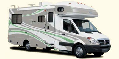 Find Specs for 2008 Fleetwood Icon Class C RVs