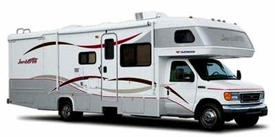 Find Specs for 2008 Fleetwood - Jamboree <br>Floorplan: 26J (Class C)