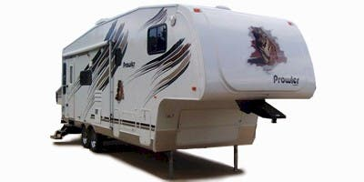 Find Specs for 2008 Fleetwood Prowler Fifth Wheel RVs