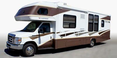 Find complete specifications for Fleetwood Tioga Class C RVs