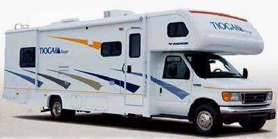 Find Specs for 2008 Fleetwood Tioga Ranger Class C RVs