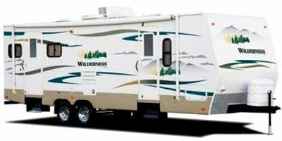 Find Specs for 2008 Fleetwood Wilderness Travel Trailer RVs