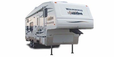 Find Specs for 2008 Fleetwood Wilderness Fifth Wheel RVs