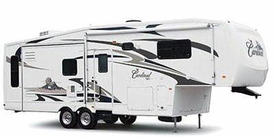 Find Specs for 2008 Forest River Cardinal Fifth Wheel RVs