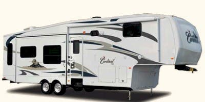 Full Specs For 2008 Forest River Cardinal 36 2bh Rvs Rvusa Com