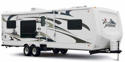 Find Specs for 2008 Forest River Cardinal Travel Trailer RVs