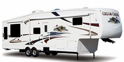 Find Specs for 2008 Forest River Cedar Creek Fifth Wheel RVs
