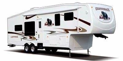 Find Specs for 2008 Forest River Cedar Creek Silverback Fifth Wheel RVs