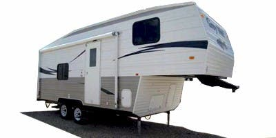 Find Specs for Forest River Cherokee Grey Wolf Fifth Wheel RVs