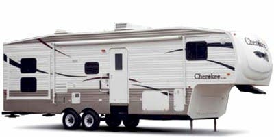 Find Specs for 2008 Forest River Cherokee Fifth Wheel RVs