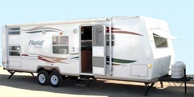 Find Specs for 2009 Forest River Flagstaff Super Lite/Classic Travel Trailer RVs