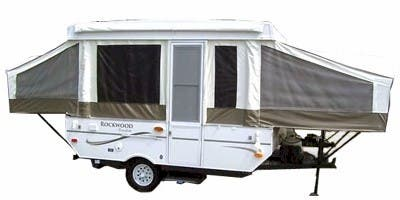 Find Specs for 2008 Forest River Rockwood Freedom Expandable Trailer RVs