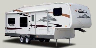 Find Specs for 2009 Forest River Salem Fifth Wheel RVs
