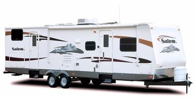 Find Specs for 2009 Forest River Salem Travel Trailer RVs