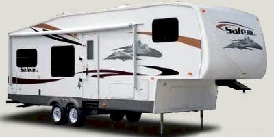 Find Specs for 2008 Forest River Salem LE Fifth Wheel RVs