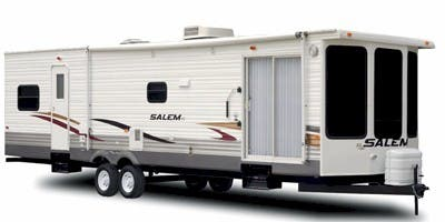 Find Specs for 2009 Forest River Salem XL Travel Trailer RVs