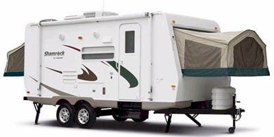 Find Specs for 2008 Forest River Shamrock Travel Trailer RVs