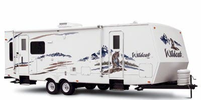 Find Specs for 2008 Forest River Wildcat Fifth Wheel RVs