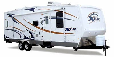 Find Specs for 2008 Forest River XLR Toy Hauler RVs