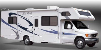 Find Specs for 2008 Four Winds International 5000 Class C RVs