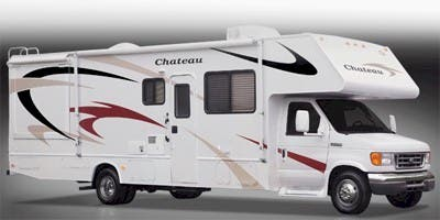Find Specs for 2008 Four Winds International Chateau Class C RVs
