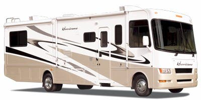 Find Specs for 2008 Four Winds International Hurricane Class A RVs
