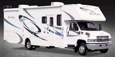 Find Specs for 2008 Four Winds International Kodiak Class C RVs