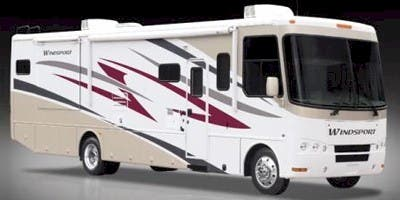 Find Specs for 2008 Four Winds International Windsport Class A RVs