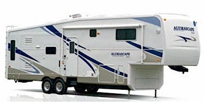 Find Specs for 2008 Holiday Rambler Alumascape Suite RVs