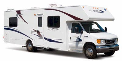 Find Specs for 2008 Holiday Rambler Atlantis RVs