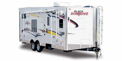 Find Specs for 2008 Holiday Rambler Black Diamond Toy Hauler RVs