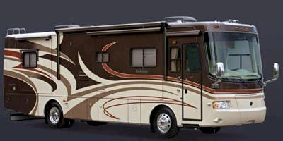 Find Specs for 2008 Holiday Rambler Endeavor Class A RVs
