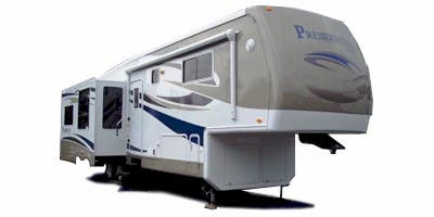 Find Specs for 2008 Holiday Rambler Presidential Suite Fifth Wheel RVs